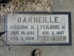 Amanda Marie <I>Abrams</I> Darneille