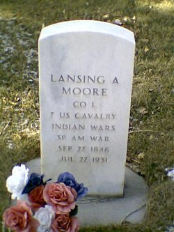 Lansing A. Moore