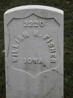 William M Fisher