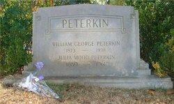 William George Peterkin, Sr