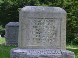 Abbie W Crocker