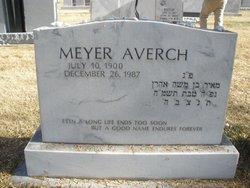 Meyer Averch