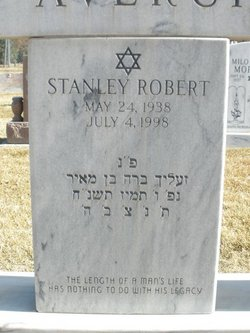 Stanley Robert Averch