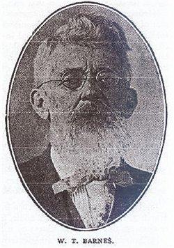Pvt William Taylor Barnes