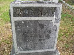 "Sarah Louise ""Lou"" <I>Burleson</I> Bonham"