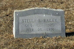 Stella B Bailey