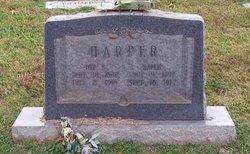 Sallie <I>High</I> Harper