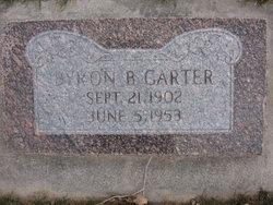 Byron B Carter