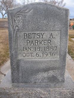 Betsy Ann <I>Burke</I> Parker