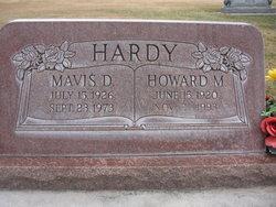 Mavis <I>Dewsnup</I> Hardy