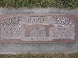 Elaine Vonda <I>Terry</I> Hardy