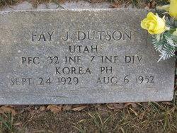 Fay James Dutson