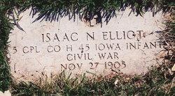 Corp Isaac N Elliott