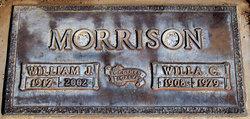 Willa Cornelia <I>Critchfield</I> Morrison