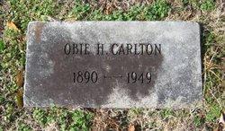 Obie H Carlton