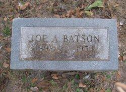 Joe A Batson
