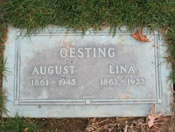 Frederick William August Oesting