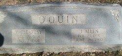 Virginia Clearesy <I>Duty</I> O'Quin