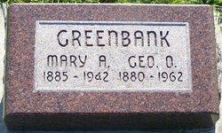 George O Greenbank