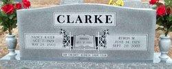 Byron M. Clarke