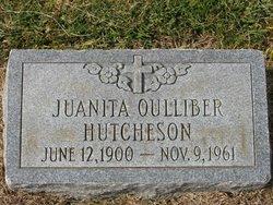 Juanita Emily <I>Oulliber</I> Hutcheson