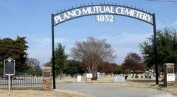 Plano Mutual Cemetery