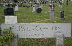Saint Paul's Roman Catholic Cemetery