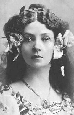 Vera Feodorovna Komissarzhevskaya