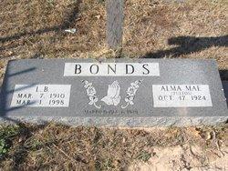 Alma Mae <I>Tullos</I> Bonds