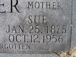 """Susan """"Sue"""" <I>Beck</I> Archer"""