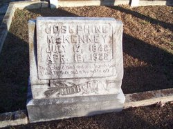 Josephine <I>Florence</I> McKenney
