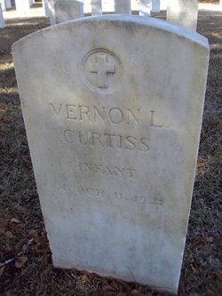 Vernon L Curtiss