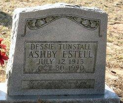 Dessie <I>Tunstall</I> Ashby Estell