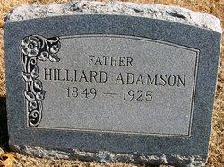Hilliard Adamson
