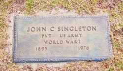 John Christian Singleton