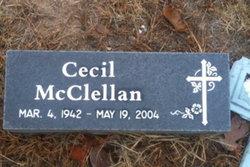 Cecil McClellan