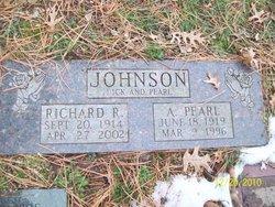 "Richard Robert ""Dick"" Johnson"