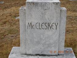 Sara Jane <I>Quarles</I> McCleskey