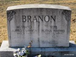 Rutha <I>Mathis</I> Branon