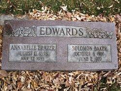Annabelle <I>Frazer</I> Edwards