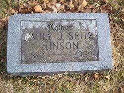 Emily Jane <I>Seitz</I> Hinson