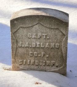 Capt Joel Andrew DeLano