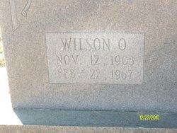 Wilson Oscar Wallace