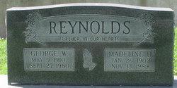 George W Reynolds