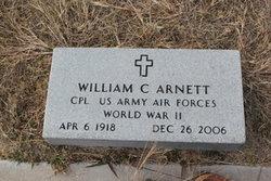 "William Charles ""Tink"" Arnett"