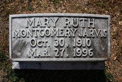 Mary Ruth <I>Montgomery</I> Jarvis