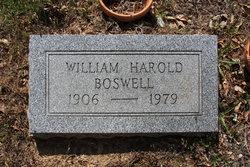 William Harold Boswell