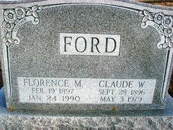 Claude Warren Ford