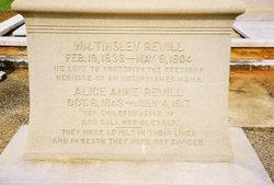 William Tinsley Revill
