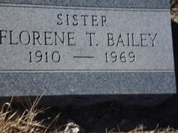 Florene <I>Thompson</I> Bailey